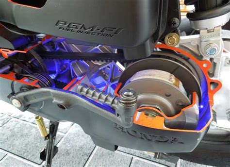 Karet Cvt Beat 7 Tips Merawat Cvt Motor Matic Honda