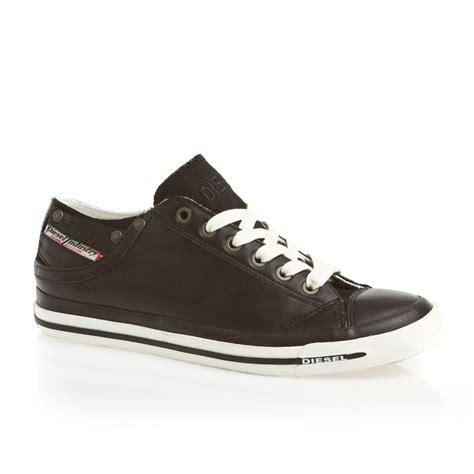 diesel shoes diesel magnete exposure iv low w shoes black free uk