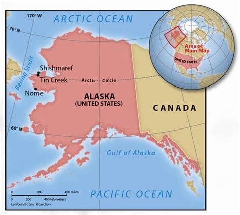 shishmaref alaska map arctic a friend acting strangely