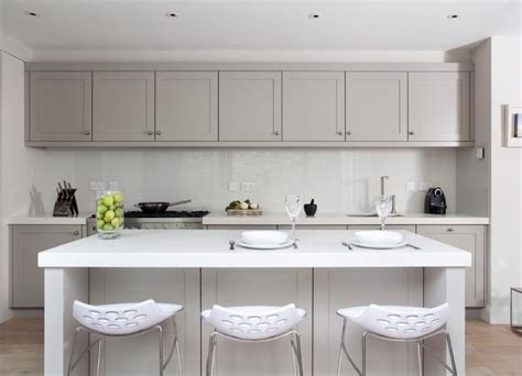 Kitchen Cabinets Repainted by Kitchen Cabinet Ideas For A Modern Classic Look