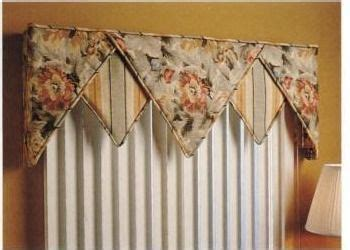 triangle valance pattern triangle valance lexington valance ideas for curtains