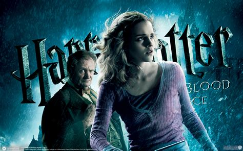 harry potter and the half blood prince series 6 half blood prince harry potter wallpaper 6749154 fanpop