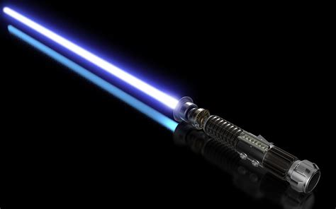 wars light saber rendered keyshot