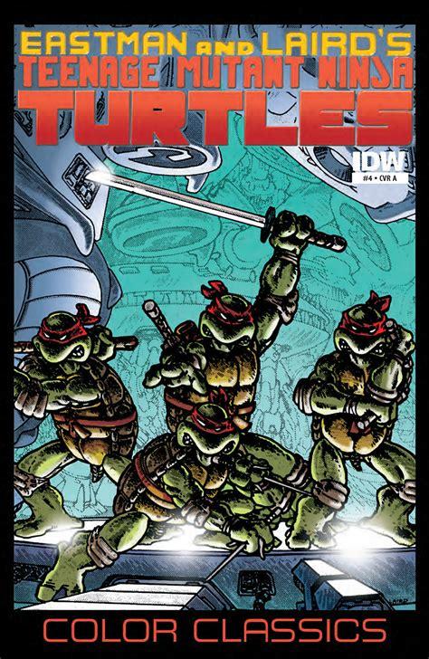 mutant turtles colors mutant turtles color classics 4 review