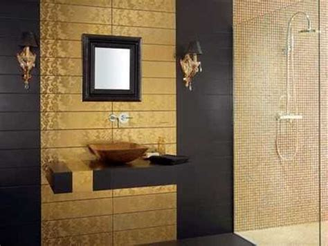 gold bathroom walls luxury bathroom tiles gold color design design bookmark 15829