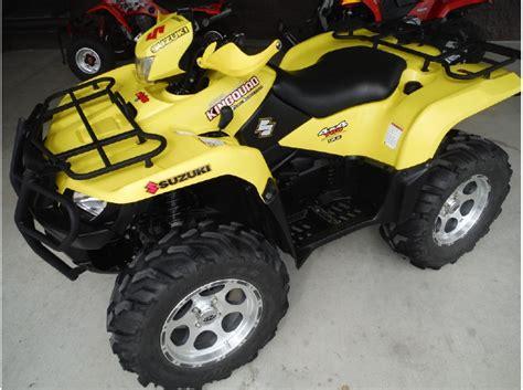 Suzuki King 700 by 2007 Suzuki King 700 Motorcycles For Sale