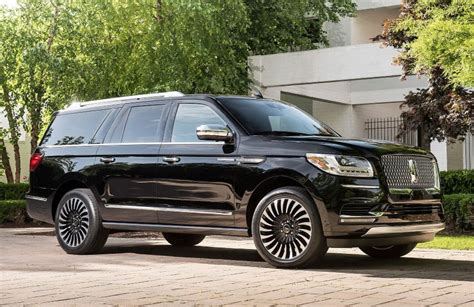 2020 Lincoln Navigator by 2020 Lincoln Navigator Horsepower And Fuel Economy New