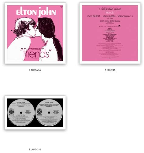 elton john friends elton john friends 1971 paramount records pas 6004