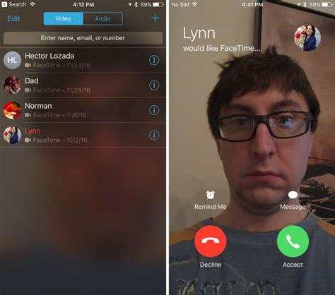 facetime iphone from android 6 apps apple really needs to make for android greenbot