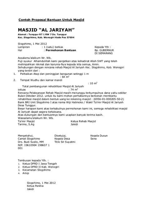 Contoh Letter Of Intent Untuk Beasiswa Turki Contoh Untuk Tender Kantin