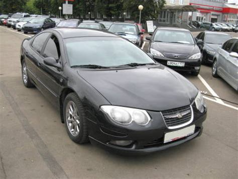 Chrysler 300m Problems by 1999 Chrysler 300m Wallpapers 3 5l Gasoline Ff