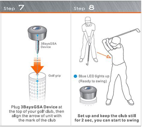 3bays gsa pro golf swing analyzer review 3bays gsa pro golf swing analyzer at intheholegolf com