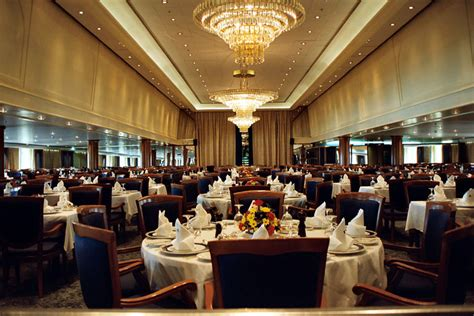 Stately Home Interior by Cruise History Classic Liner Makes Final World Cruise