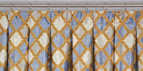 box pleat drapes relaxed pleated drapes triple box pleat heading type