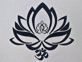 Ohm Lotus Best 25 Namaste Symbol Ideas On Om Sanskrit
