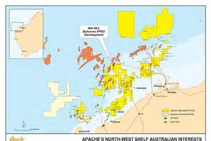 apache to develop balnaves field with floating
