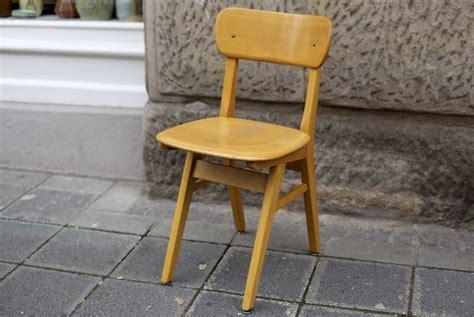 stuhl schule vintage stuhl schulmobiliar raumwunder vintage wohnen