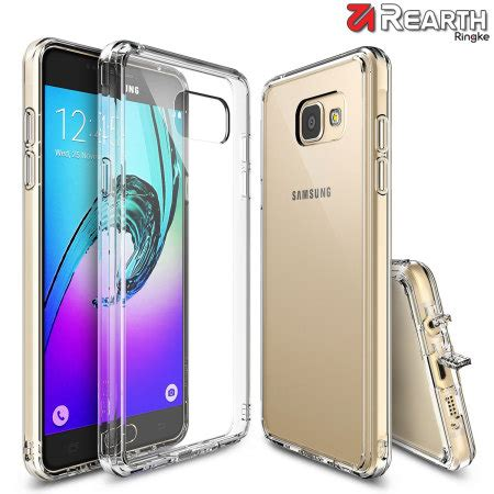 Hardcase Back Cover Rearth Ringke Fusion Samsung Galaxy A5 Transparant rearth ringke fusion samsung galaxy a5 2016 view reviews
