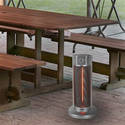 outdoor leisure patio heater lights of america 24