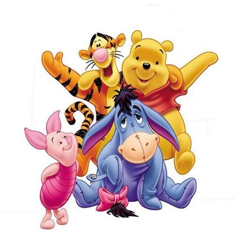 koleksi gambar lucu winnie  pooh kembang pete