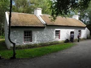 Ulster Cottages by Weaver S Cottage Ulster American Folk 169 Kenneth Allen