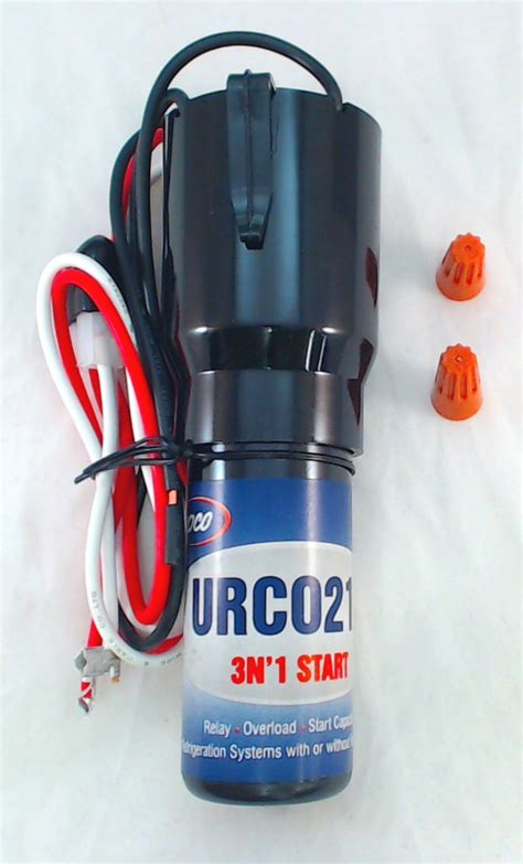 how to install a start capacitor kit urco210 ultimate start kit