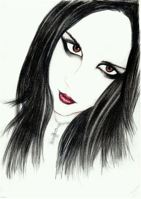 imagenes para dibujar goticas mi arte gotico para ustedes re subidos nuevos taringa