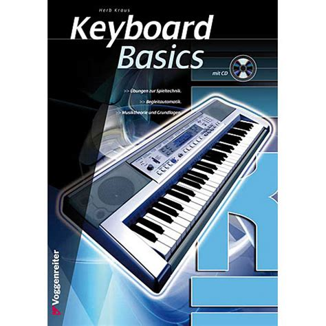 Keyboard Votre Basic voggenreiter keyboard basics 171 manuel p 233 dagogique