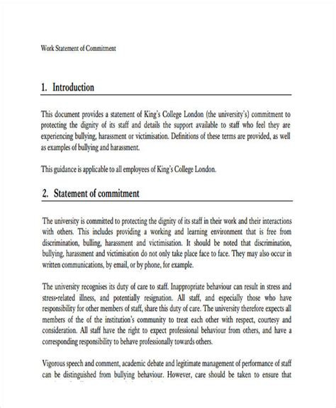 how to write a statement of work template 29 statement of work exles sles