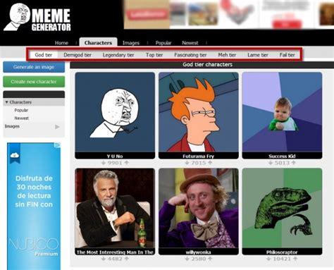 Meme Generator Site - eigene meme erstellen der meme generator