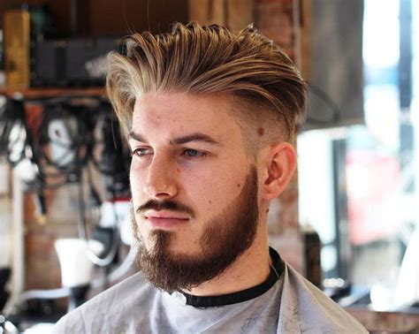 gelled comb back hipster haircut best 25 long hairstyles for men ideas on pinterest mens