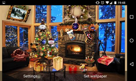 yule log fire live wallpaper android apps on google play christmas fireplace lwp full download apk for android