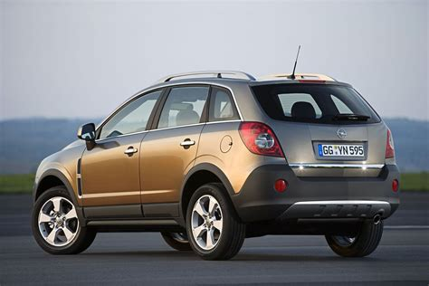opel antara 2007 2007 opel antara picture 101005 car review top speed