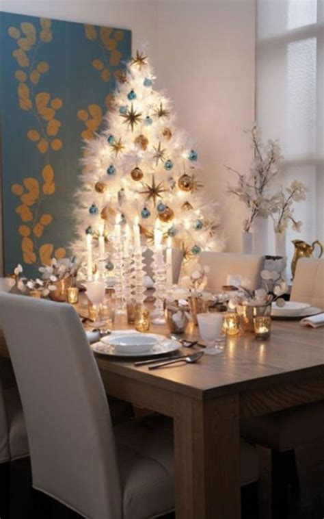 simple and luxury christmas tree decorations ideas