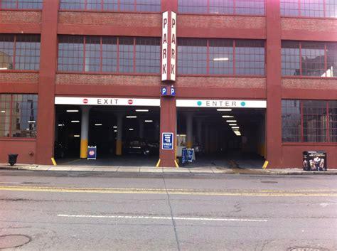End Boston Parking Garage end garage parking in boston parkme