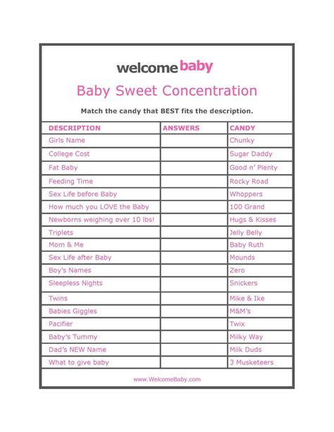Baby Shower Sign In Sheet Template by Free Printable Baby Shower Guest Sign In Sheet