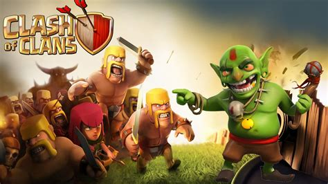 imagenes epicas de clash of clans clash of clans full hd fondo de pantalla and fondo de