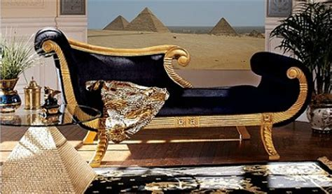 egyptian bedroom furniture egyptian chaise