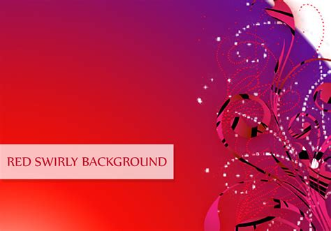 dreamy red swirl background  photoshop backgrounds