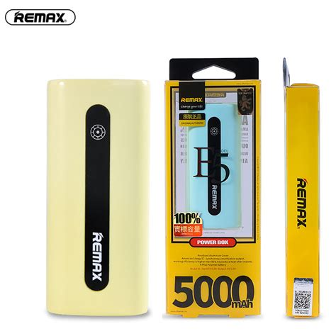 Powerbank Remax Kingree 10000mah Original remax proda e5 power bank 5000ma valuebuy