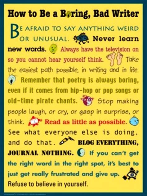 How To Be A Better Writer Essay by Authors Writers How To Be And Bad Author Diana Arco