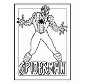 Spiderman Coloring Pages  Kids Free