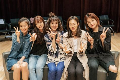 drakorindo age of youth 2 jtbc releases new stills from group script reading for