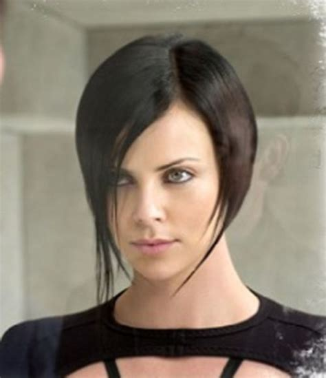 aeon flux black s hairstyle aeon flux black womans hairstyle which hairstyles would