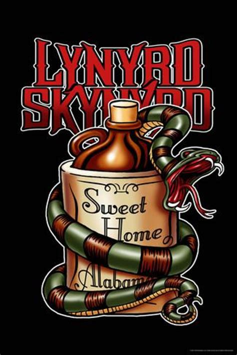 lynyrd skynyrd sweet home alabama photo at allposters