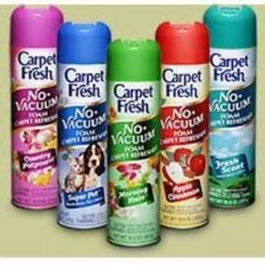 Carpet Fresh Carpet Fresh Carpet No Vacuum Foam Refresher 28002 Reviews