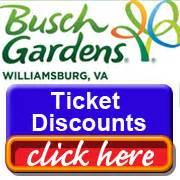 Busch Gardens Ticket Deals by Busch Gardens Williamsburg Preschool Pass Williamsburg