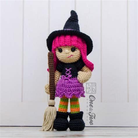 amigurumi witch pattern willow the witch amigurumi crochet pattern