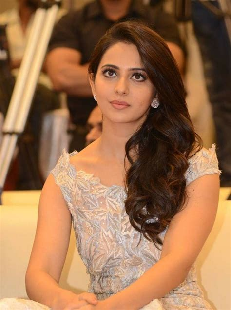 Recent Photos of Rakul Preet, one of the hottest women in