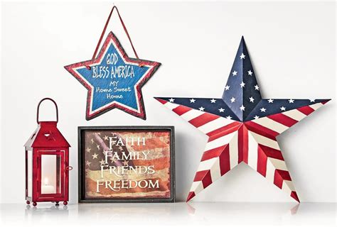 patriotic bedroom decor celebrate the red white and blue with americana decor